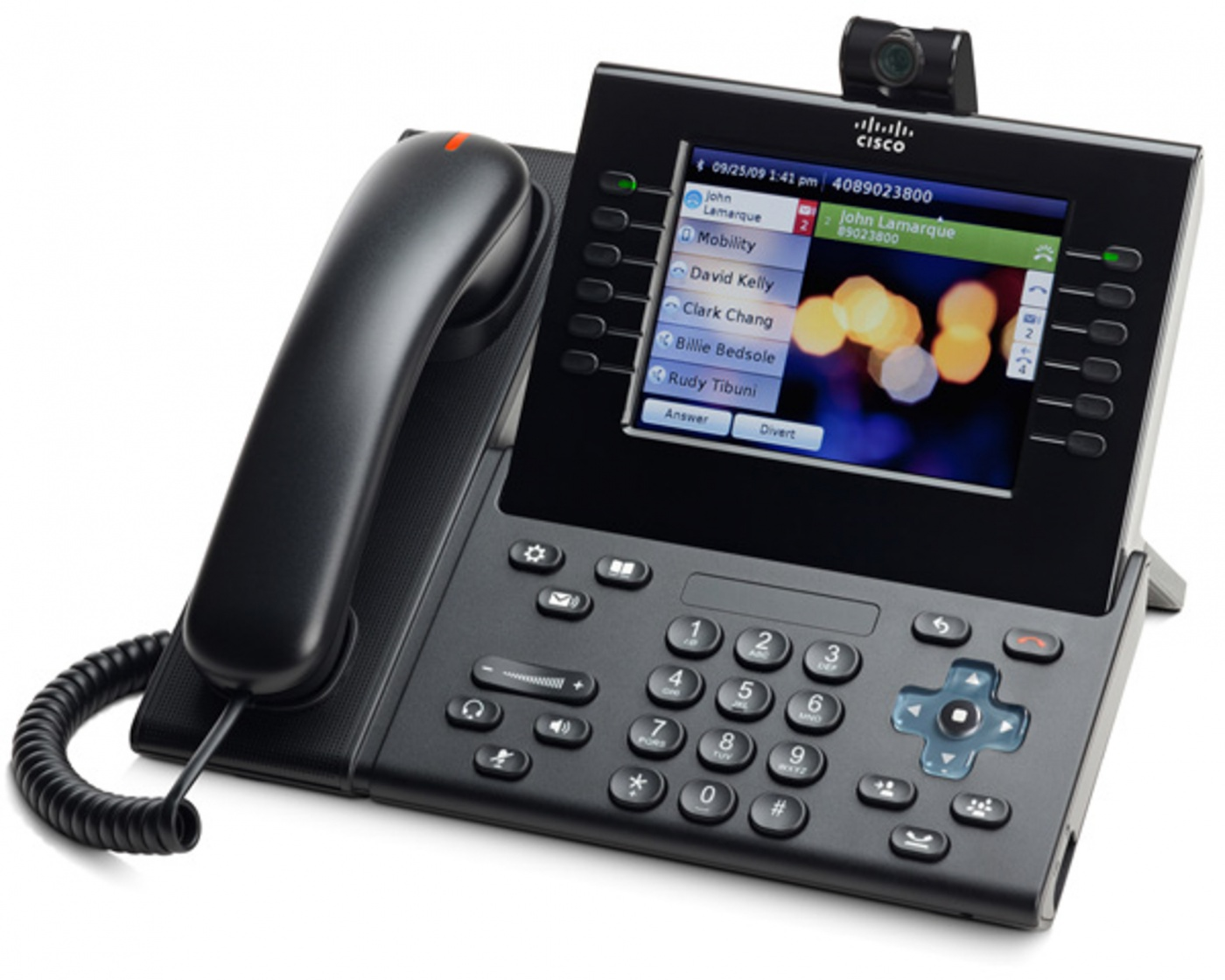 Cisco hosted VoIP phone systems in Salt Lake City Utah
